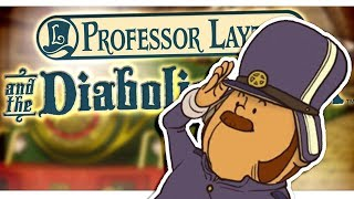 【 Professor Layton and the Diabolical Box 】Part 7
