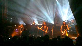 Epica - Dance of Faith live @ Effenaar Eindoven