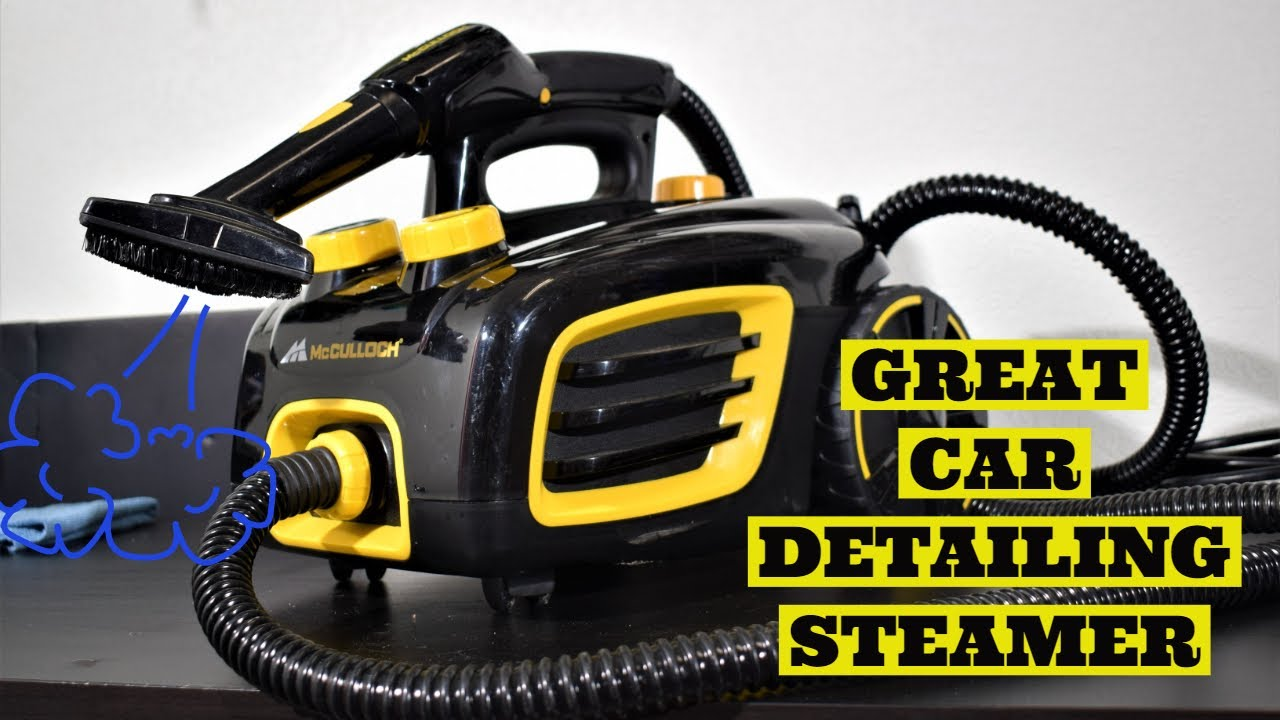 Auto Steam Cleaner >> Car Detailing Steam Cleaner Mcculloch Mc1375 Review Review Is It Any Good