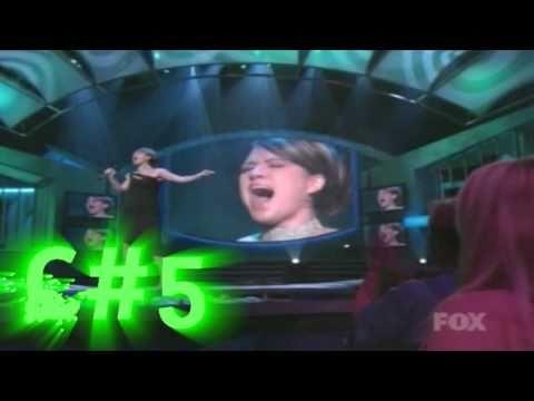 Kelly Clarkson's Complete Live Vocal Range E♭3 - F7 (HD)