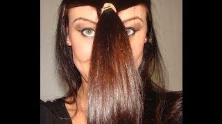 Proste domowe cieniowanie włosów