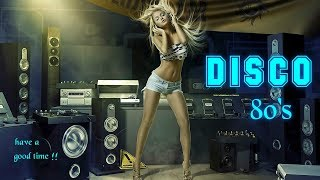 Best Of 80's DISCO Nonstop 5