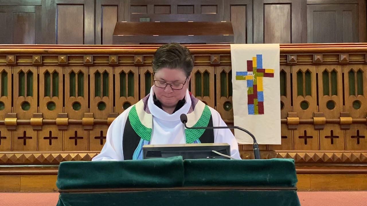 Focus | First Parish Sermon 5.16.21