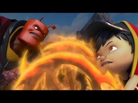 BoBoiBoy VS Borara