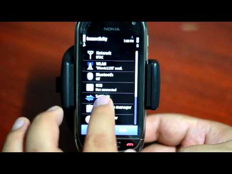 How to set Nokia C7 No GPRS Connect (No GPRS automatic connect)