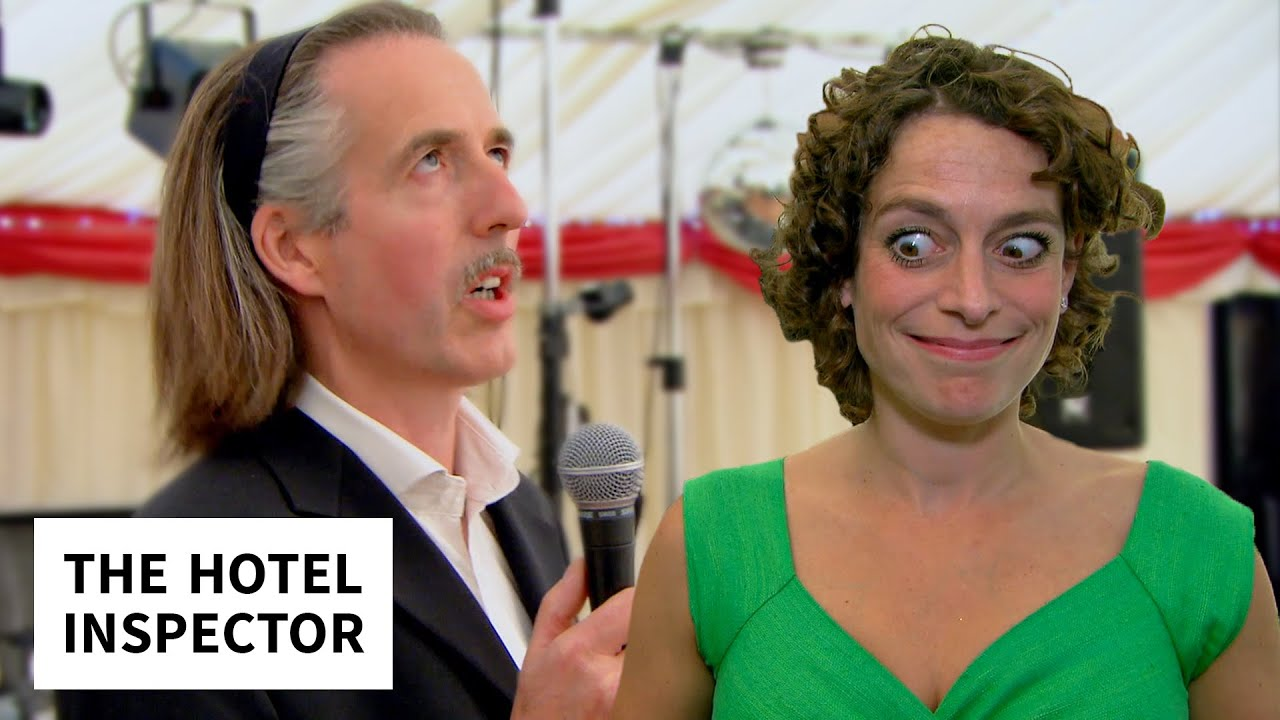 Owner Forgets His Lines in Welcome Speech | The Hotel Inspector