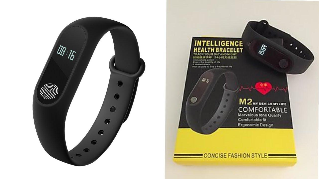 รีวิว Bingo M2 Smart band นาฬิกาเพื่อสุขภาพและการออกกำลังกาย