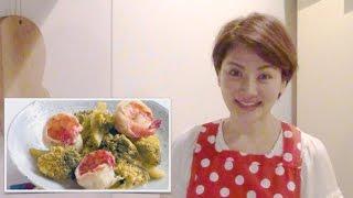 Japanese Cooking Recipe : Shrimp Broccoli Mayonnaise ブロッコリー海老マヨネーズ