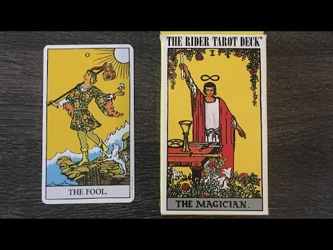 Tarot Cards Explained—learn All 78 Cards Of The Rider Waite Deck On The Fool's Journey❤️