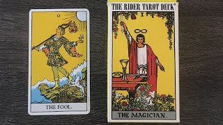 Tarot cards explained—learn all 78 cards of the Rider Waite deck on the Fool's journey❤