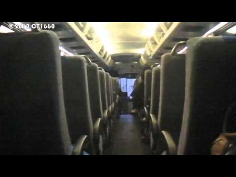 MTA Bus: A ride on the QM11 to 63rd Drive/Rego Park with MCI D4500CL #3008