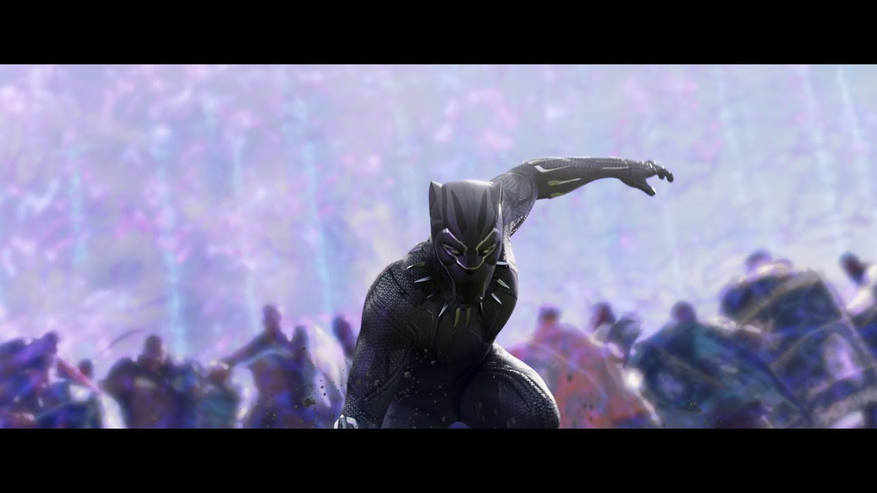 Marvel Studios' Black Panther - Pray #1