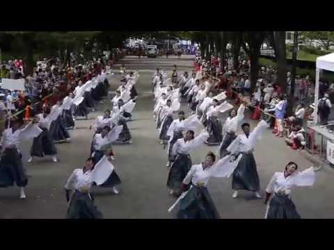 舞幻 [MUGEN] 原宿表参道元氣祭スーパーよさこい2014