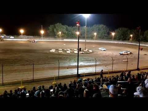8/18/17 Sycamore Speedway - Spectator Figure 8 Race