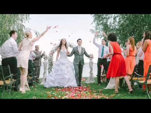 Свадьба в стиле Рустик.