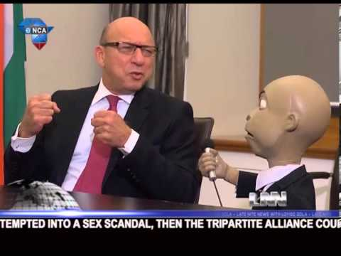 LNN7 EP13 | Chester Missing interviews Minister in the Presidency,  Trevor Manuel