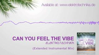Elektrotechnika - Can You Feel The Vibe (Extended Instrumental Mix) (2011)