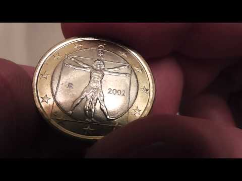 2002 1 Euro Coin Review