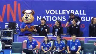Лига наций. Аргентина vs Тайланд. The League of nations. Argentina vs Thailand, 17/05/2018