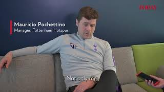 Tottenham Hotspur players answer fans questions