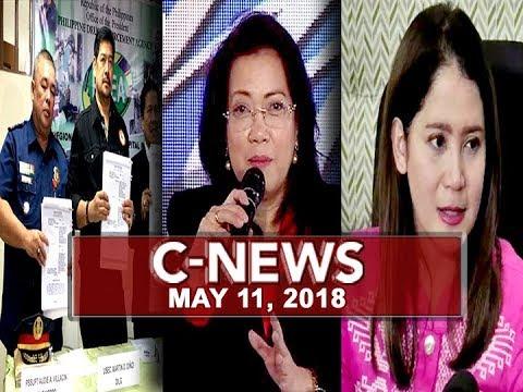 UNTV: C-News (May 11, 2018)