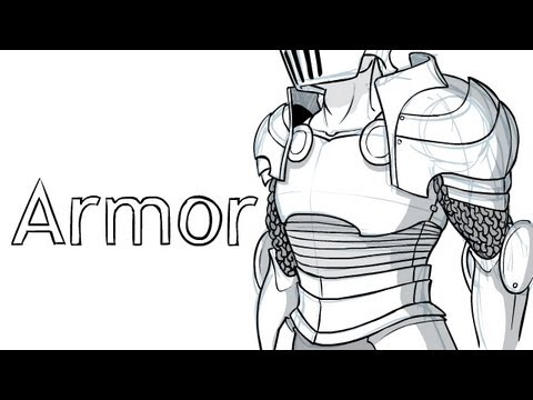 Let's Draw: Armor!