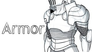armour of god drawing lesson