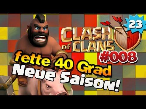 CLASH OF CLANS [Deutsch] - #008 Neue Saison am Start! | Let's Play Clash of Clans