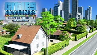Что не так с DLC European Suburbia - Cities: Skylines?