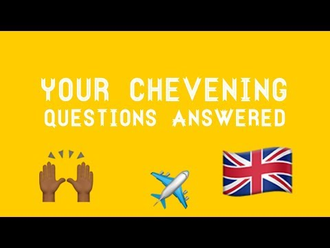 Your Chevening Questions Answered