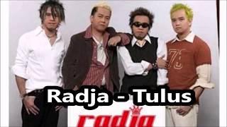 Radja Tulus chord lirik