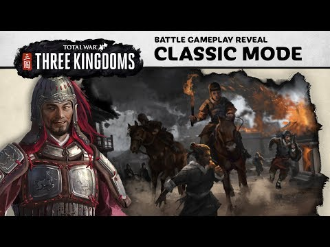 Total War: THREE KINGDOMS - Records Mode Gameplay Reveal