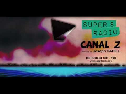 CANAL Z # 5 'DIY CRAZY' l'Art de Keith HARING et Daniel JOHNSTON - Super 8 Radio