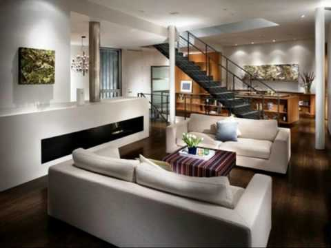 Comfortable Living Room Decorating - YouTube