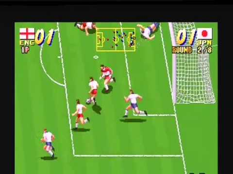 Seibu Cup Soccer: Futbal FIFA Football Arcade Game Ultimate 11  NOT MAME