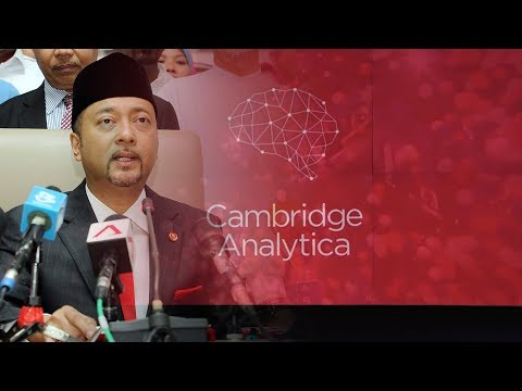 Mukhriz denies working with Cambridge Analytica in GE13