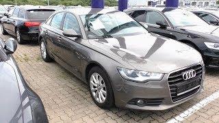 Audi A6 2013 2.0tdi В Германии, Хорошая Цена С Нюансами