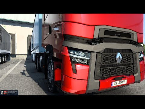 2021 Model, Renault Trucks T U0026 T High: Evolution, Yeni Araç