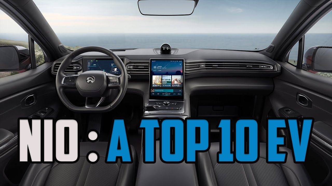 NIO STOCK, TOP 10 COMPANY IN THE LARGEST EV MARKET | NIO Stock Update & Analysis