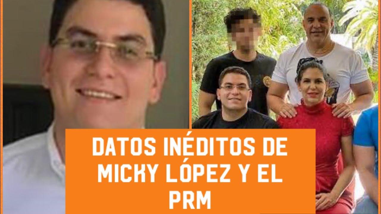 😱DATOS INÉDITOS DE MICKY LÓPEZ PATROCINIO DE LUIS ABINADER 😱- La Tendencia Farandula