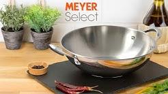 Meyer Select - 100% Nickel Free Stainless Steel