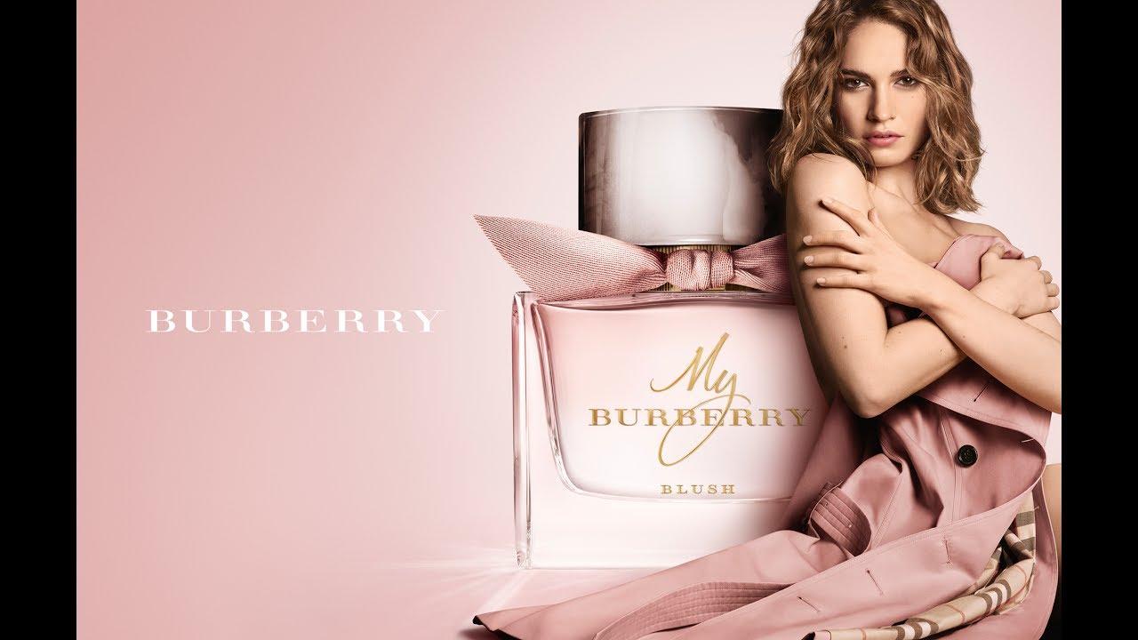 My Burberry Blush - a New Fruity Floral Eau De Parfum for 2017
