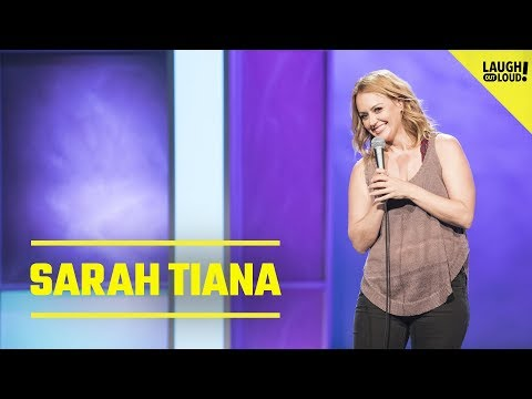 Sarah Tiana Got Hit On By A Marine   Just For Laughs