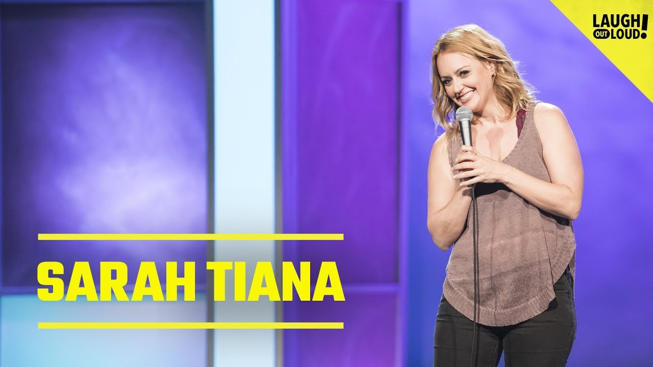 Sarah Tiana Got Hit On By A Marine | Just For Laughs