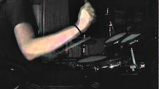 Soilwork - Let This River Flow (drum cover)