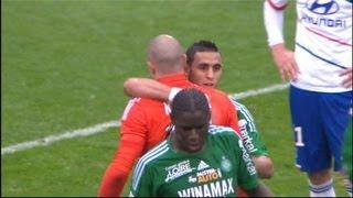 Olympique Lyonnais - AS Saint-Etienne (1-1) - Le résumé (OL - ASSE) / 2012-13