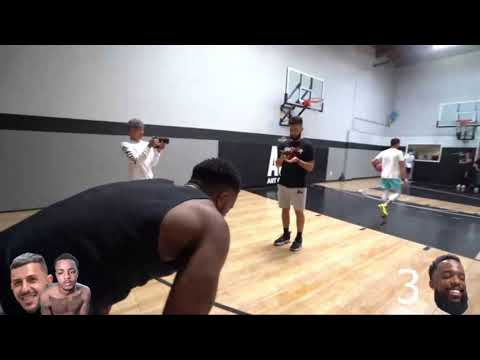 CASH NASTY VS BRAWADIS  1v1 REACTION