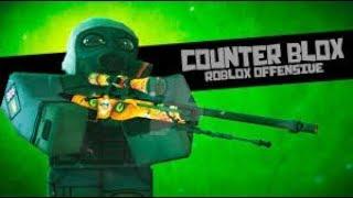 Counter Blox Roblox Offensive #1 [ZaBaM CZE]