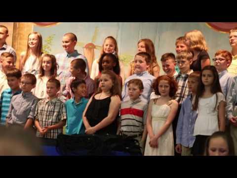 Fort Lewis Elementary School Graduation ~ 2016