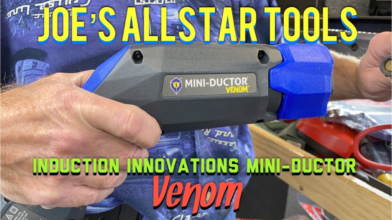 Joe's AllStar Tools: Induction Innovations Mini-Ductor Venom Kit, Monster Light, and Gearwrench